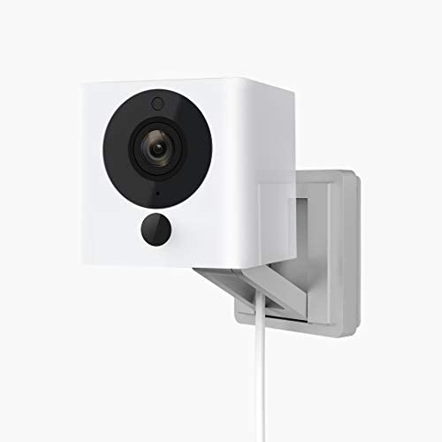 Wyze Cam v2 1080p HD Indoor WiFi Smart Home Camera with Night Vision, 2-Way Audio, Works with Alexa & the Google Assistant, White, 1-Pack 16