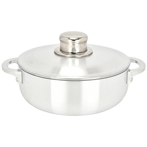 ALUMINUM-CALDERO-STOCK-POT-by-Chef-PRO-Aluminum-Superior-Cooking-Performance-for-Even-Heat-Distribution-Perfect-For-Serving-Large-and-Small-Groups-Riveted-Handles-Commercial-Grade
