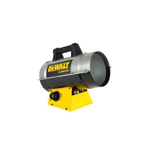 DeWalt DXH65FAV FALP Heater, 35 to 65K BTU