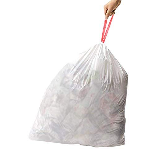 Pangxiannv Tall Kitchen Drawstring Trash Bags Strong Trash Bag 30 Gallon Garbage Bags Trash Bag Garbage Bag Compostable Trash Bags Hefty Trash Bags