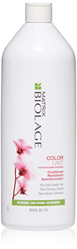 BIOLAGE Colorlast Conditioner For Color-Treated Hair, 33.8 Fl. Oz.