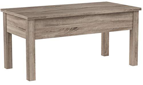 Mainstays Lift-Top Coffee Table (Sonoma Oak)