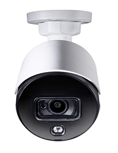Lorex-Smart-2K-HD-Active-Deterrence-IndoorOutdoor-Security-System-4-x-5MP-Ultra-HD-Cameras-wColor-Night-Vision-Includes-2TB-Security-Grade-Hard-Drive-and-8-Channel-4K-DVR