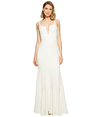 31z3mrf1UvL Nicole Miller Size Chart Tears are to come from the moment you walk down the rose petal-covered aisle in this stunning Nicole Miller™ gown. Sophisticated sleeveless gown is fabricated from luxurious stretch silk.