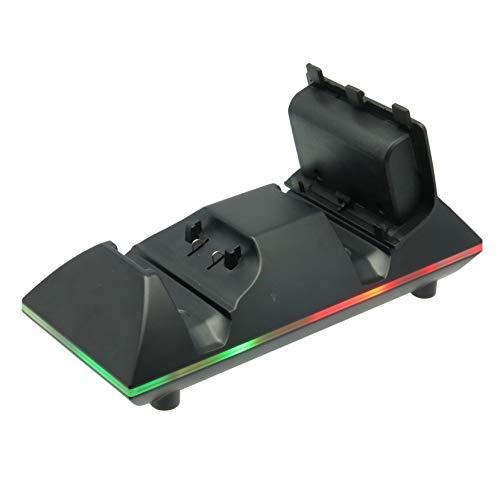 31z7f kP91L - Konix Xbox One - Dual Charge Controller-Ladestation inkl. Akku
