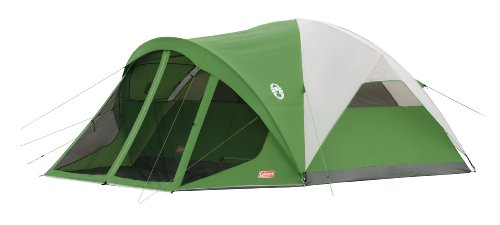 Coleman Evanston 6-Person Dome Tent with...