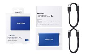 SAMSUNG-T7-Portable-SSD-1TB-Up-to-1050MBs-USB-32-External-Solid-State-Drive-Blue-MU-PC1T0HAM