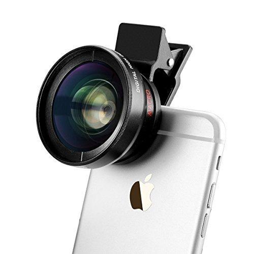 Apexel Professional 12X/24X Advanced Macro Lens