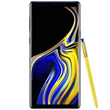 "Samsung Galaxy Note9 Factory Unlocked Phone with 6.4"" Screen and 128GB (U.S. Warranty), Ocean Blue (Certified Refurbished)"