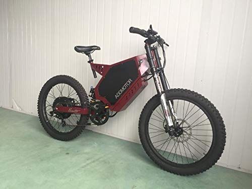 Yunshine Leopard 8000w/72v Electric Moped Scooter Ebike Mountain Bike Fast New