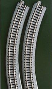 Kato 20-110 N Unitrack 11 Radius Curve Track 4pcs 41 2B9T k0rwL