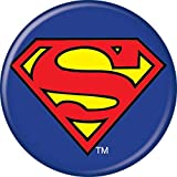 Ata-Boy DC Comics Superman Logo 3-inch Big Collectible Button