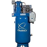 Quincy QT-7.5 Splash Lubricated Reciprocating Air Compressor - 271CS80VCB