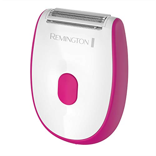 REMINGTON WSF4810US Smooth & Silky On the Go Shaver, Wet/Dry Razor with Hypoallergenic Foil, Color/Design May Vary
