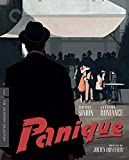 Panique (The Criterion Collection) [Blu-ray]