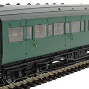Hornby R4840 BR Ex SR Maunsell 4 Compartment Brake 2nd Class Coach'S3232S Multi 41 2BO2Jb8zYL