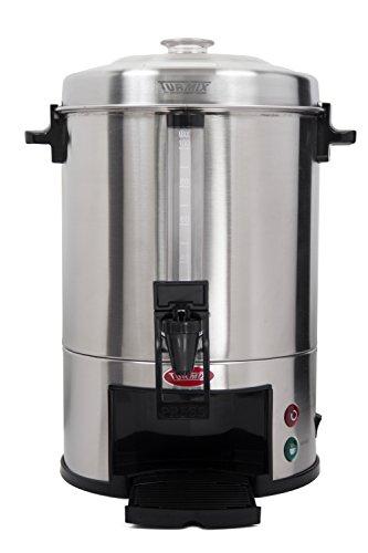 TURMIX Cafetera 100 tazas Percoladora CT-15L