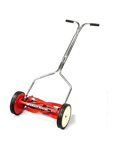 Great States Model 304-14 Five Blade 14 Inch Push Reel Lawn Mower
