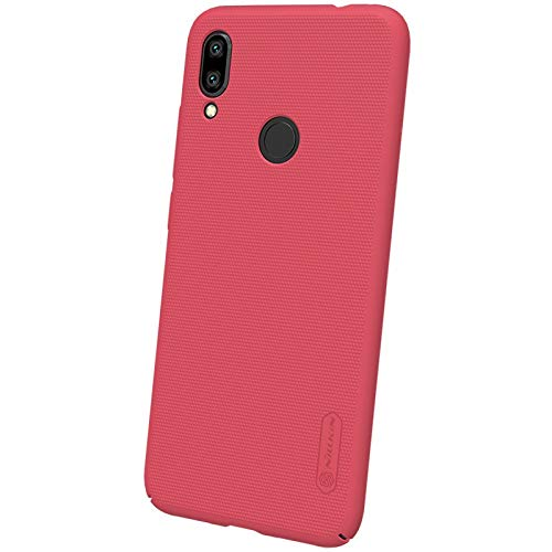 Nillkin Case for Xiaomi Redmi Note 7 Super Frosted Hard Back Cover Hard PC Red Color 2