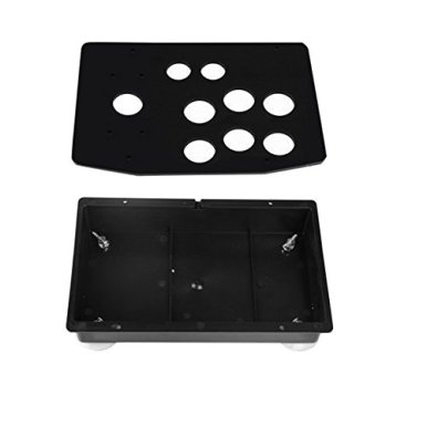 TAPDRA-Acrylic-Panel-and-Case-Joystick-DIY-Set-Kits-Replacement-for-Arcade-Game-Machine-Cabinet-Controller-DIY-Kit