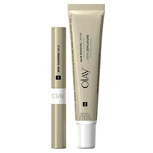 Olay Smooth Finish Facial Hair Removal Duo Medium to Coarse Hair 1 Kit