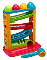 Toys are vital tools that help foster the mental, physical, emotional and social development of boys and girls. Toys are basic instruments for the development of children. It is fun for children to pound the balls until they drop in the block and sli...