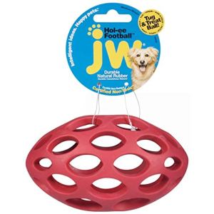 JW Pet Company Sphericon Rubber Dog Toy