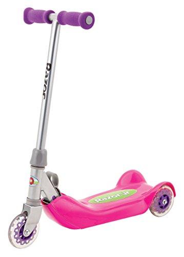 Razor Jr. Folding Kiddie Kick Scooter - Pink - FFP