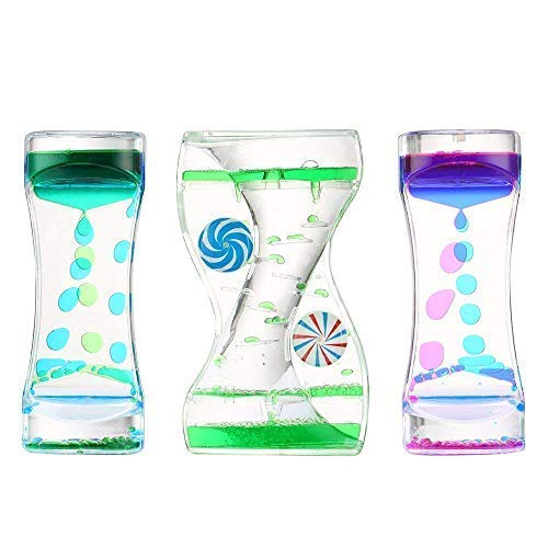 Liquid Motion Bubbler Timer: Best Sensory Toy for Relaxation