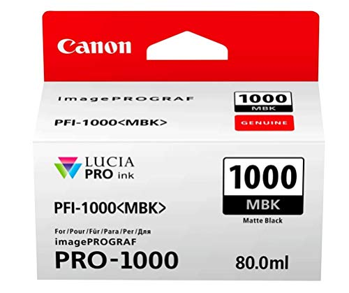 Canon-PFI-1000-MBK-Matte-Black-Ink-Tank-0545C001-Matte-Black-Ink-Tank