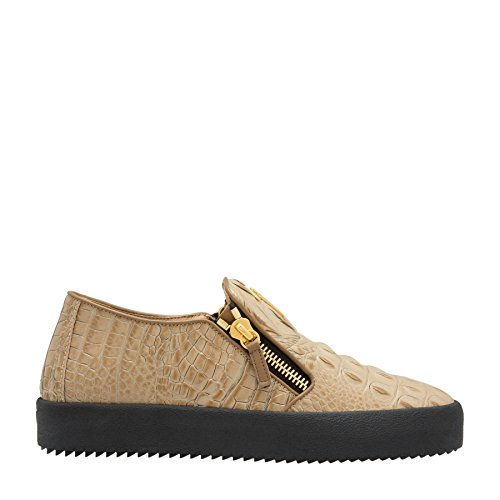 41 5dzf4YCL SLIP ON SNEAKERS GIUSEPPE ZANOTTI DESIGN, LEATHER 100%, color BROWN, Rubber sole, Sole 30mm, FW17, product code RU70005006 If you buy 9 US size shoes, you may receive shoes with 8 UK or 42 EU size printed on the box and on the shoes. SIZE CHART MAN: (US6 EU39 UK5) (US6.5 EU39.5 UK5.5) (US7 EU40 UK6) (US7.5 EU40.5 UK6.5) (US8 EU41 UK7) (US8.5 EU41.5 UK7.5) (US9 EU42 UK8) (US9.5 EU41.5 UK8.5) (US10 EU43 UK9) (US10.5 EU43.5 UK9.5) (US11 EU44 UK10) (US11.5 EU44.5 UK10.5) (US12 EU45 UK11) (US12.5 EU45.5 UK11.5) (US13 EU46 UK12) (US13.5 EU46.5 UK12.5) (US14 EU47 UK13) (US14.5 EU47.5 UK13.5) (US15 EU48 UK14) FW17