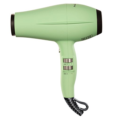 NuMe TQ Mint Green Hair Dryer - Limited Edition