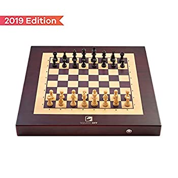 The Square Off Chess Set