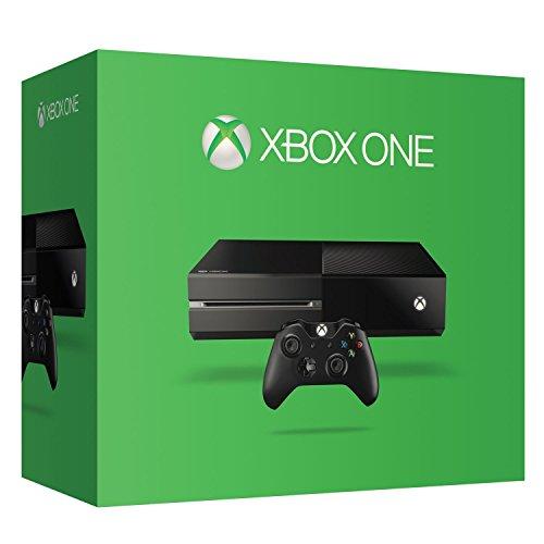 Xbox One 500 GB Console – Black [Discontinued]