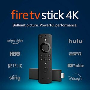Fire TV Stick 4K streaming device with Alexa Voice Remote | Dolby Vision | 2018 release 14