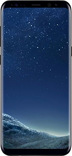 Samsung Galaxy S8 PLUS SM-G955U 64GB AT&T Locked (Midnight Black) US Version With Warranty - GSM ONLY