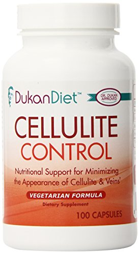 Dukan Diet Cellulite Control, 100 Count