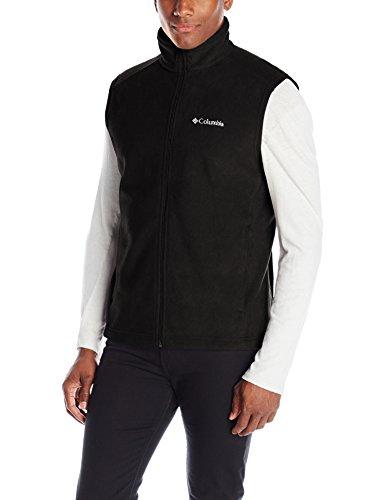 Columbia Men's Steens Mountain Vest, Black, XX-Large