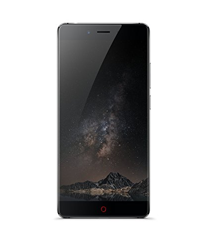 "In Stock ZTE Nubia Z11 mini S 4G LTE 5.2"" MSM8953 Octa Core 2.0GHz 4GB 64GB 1920X1080 Dual SIM 23.0 MP Fingerprint Mobile Phone"