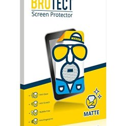 2x BROTECT Matt Screen Protector for Apple iPad Wi-Fi 7.9 2019 (matte, anti-reflective, scratch-resistant, dirt-repellent, anti-fingerprint coating)