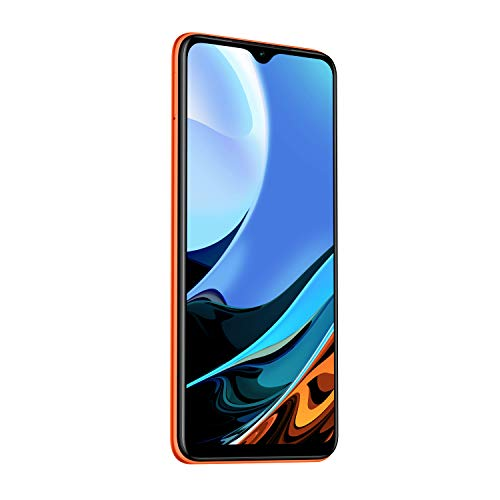 4105 oZIUXL - Redmi 9 Power (Fiery Red, 4GB RAM, 128GB Storage) - 6000mAh Battery | 48MP Quad Camera | Snapdragon 662 Processor