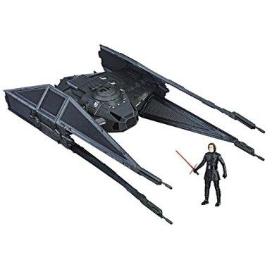 Star-Wars-Force-Link-Kylo-Rens-TIE-Silencer-Kylo-Ren-TIE-Pilot-Figure
