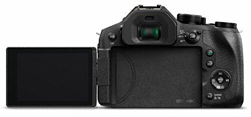 PANASONIC-Lumix-FZ300-Long-Zoom-Digital-Camera-features-121-Megapixel-123-inch-Sensor-4K-Video-WiFi-Splash-Dustproof-Camera-Body-Leica-DC-24X-F28-Zoom-Lens-DMC-FZ300K-Black-USA
