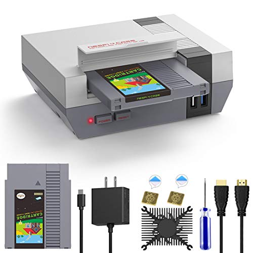 AKNES-RETROFLAG-NESPi-4-CASE-Raspberry-Pi-4-Case-with-SSD-CASE-USB-C-Power-Supply-HDMI-Splitter-Switch-Cooling-Fan-Heatsinks-for-Raspberry-Pi-4-ModelPi-4-B-Pi-4-Case