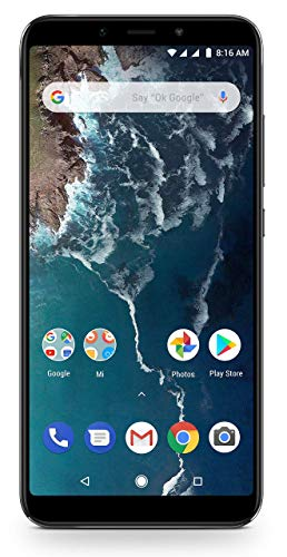 Xiaomi Mi A2 (Black, 4GB RAM, 64GB Storage) 119