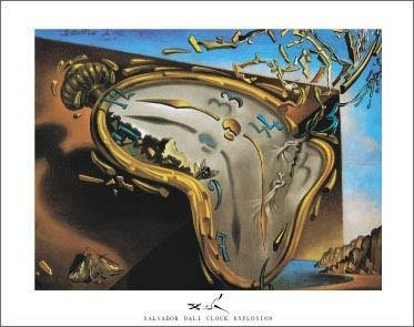 Image result for salvador dali clocks