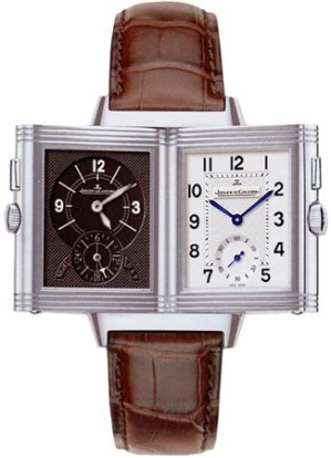 Mens Jaeger LeCoultre Watch Reverso Duo Q2718410