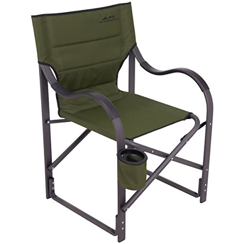 ALPS Mountaineering Camp Chair-Green