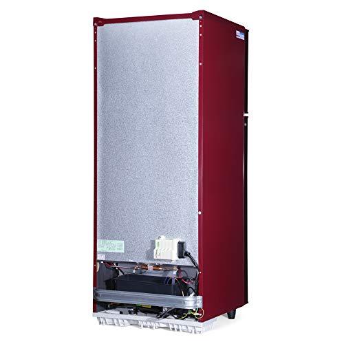 410TzURhVHL Godrej 255 L 2 Star Inverter Frost-Free Double Door Refrigerator (RF EON 255B 25 HI SC DR, Scarlet Dremin)