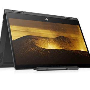 HP Envy x360 Ryzen 5 13.3-Inch 2-in-1 FHD Touchscreen Laptop (8GB/256GB/Windows 10/Dark Ash Silver/1.3 kg), 13-ag0035AU
